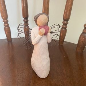 WILLOW TREE Angel of the Heart Figure Wire Wings